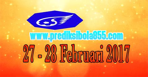 Prediksibola855 27-28 Februari 2017