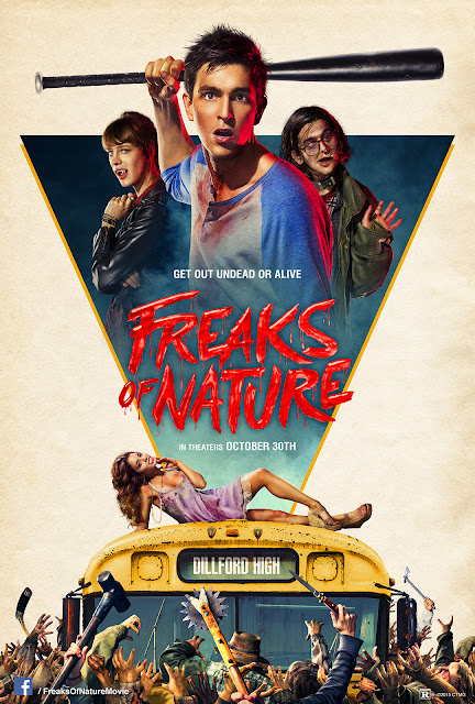 Download Film Freaks of Nature (2015)