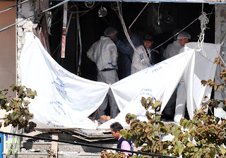 SECOND POST - SEPTEMBER 11, 2012 - ISTANBUL EXPLOSION BY JIHADIST SUICIDE BOMBER 1