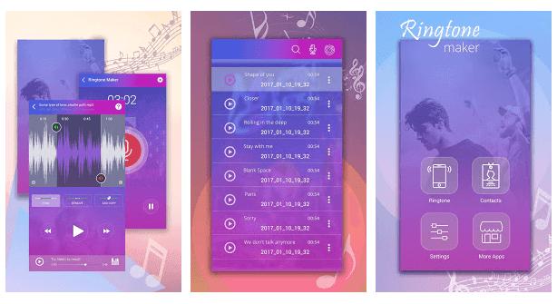 Ringtone Maker - Φτιάξτε τον δικό σας ήχο κλήσης απευθείας από το κινητό σας