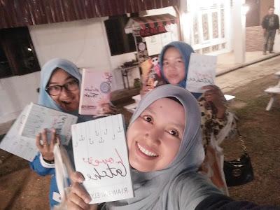 novel karya dari warga tanjungpinang