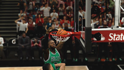 NBA 2K13 Nate Robinson Real Face and New Hair Update