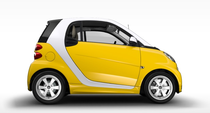 Smart Car Dimensions Length 106 1 Inches Width 61 4 Height 60 7 If You Don T Know What A Is Here Picture Of One From