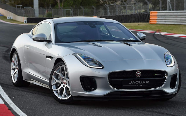 Jaguar F-Type 2.0 Turbo