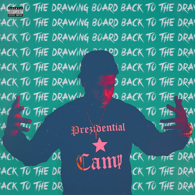 """Listen to """"Back To The Drawing Board"""" album by K-Prez"""
