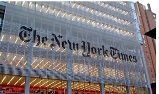 فندت صحيفة نيويورك تايمز قصة لا أساس لها، وهذا يظهر الصحافة اللاأخلاقية، والتحيز