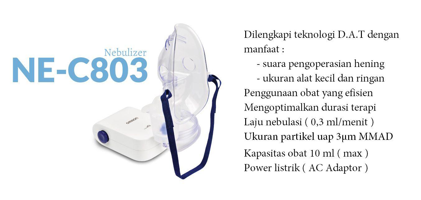 OMRON Nebulizer NE-C803