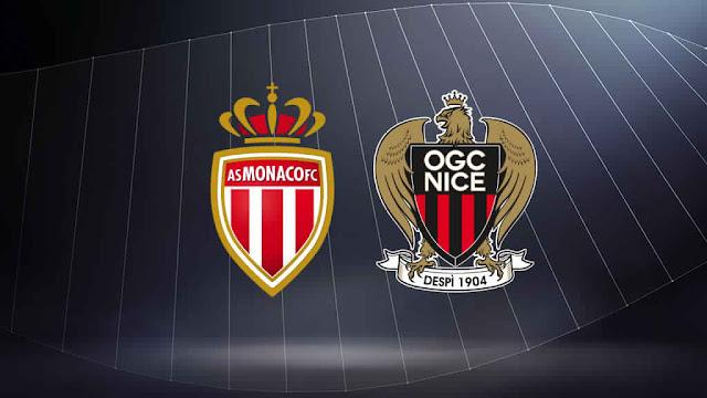 Live Stream French Ligue 1 AS Monaco VS OGC Nice