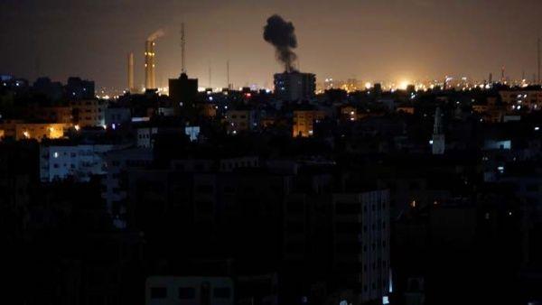 Israel bombardea de nuevo la Franja de Gaza