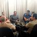 Prefeito de Limoeiro realiza reunião para abordar Segurança Pública em Limoeiro