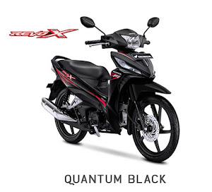 Revo-X FI CW Quantum Black - Honda Surya Motor Banjarmasin Martapura Landasan Ulin