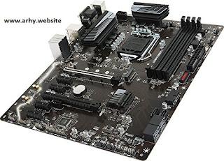 pengertian dan fungsi motherboard beserta gambarnya