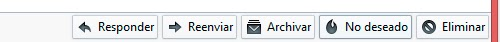 correo spam