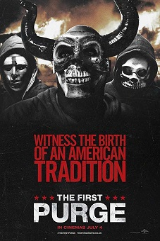 The First Purge (2018) Full HD Movie