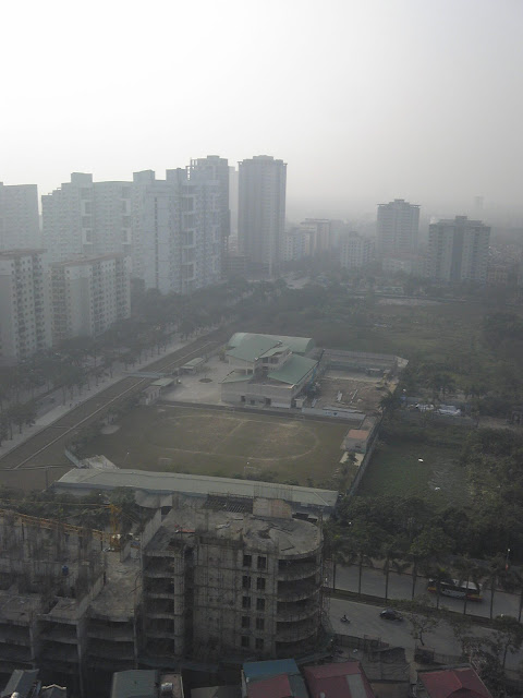 ハノイの大気汚染