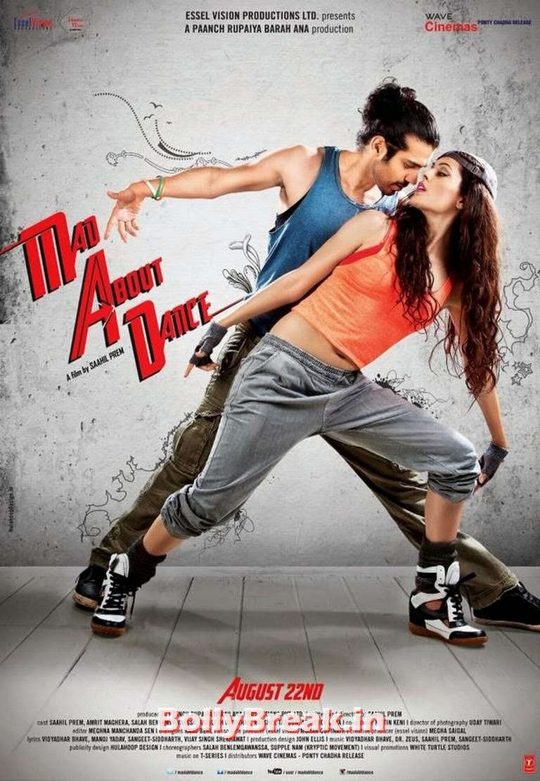 , Mad About Dance Movie poster and trailer