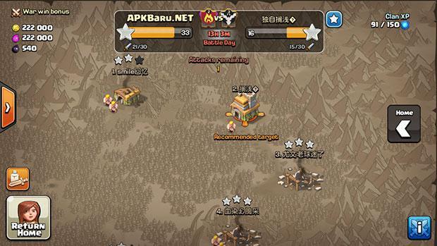 clash of clans apk terbaru