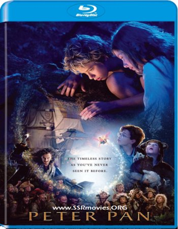 Peter Pan (2003) Dual Audio Hindi 480p BluRay 300MB