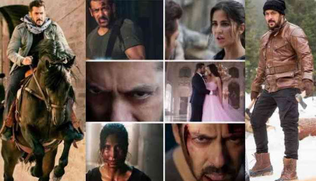 Tiger zinda hai movie trailer sets record online
