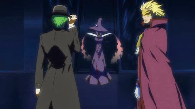 BlazBlue: Alter Memory Episode 4 Subtitle Indonesia