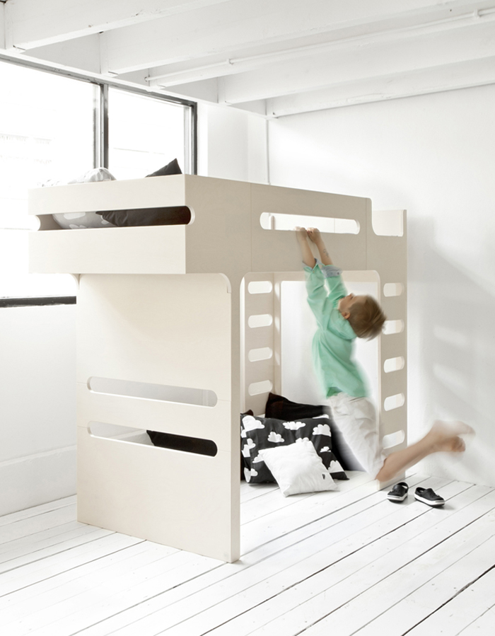 F bunk bed Rafa-kids