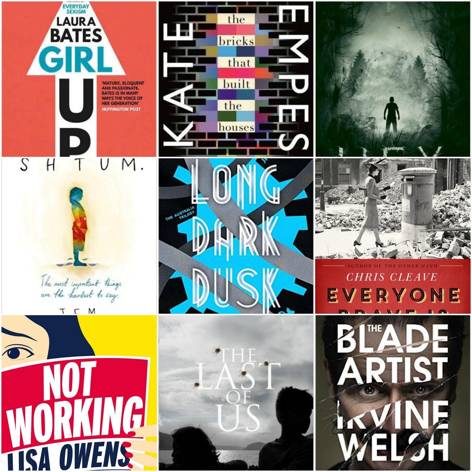 Book Highlights of April 2016
