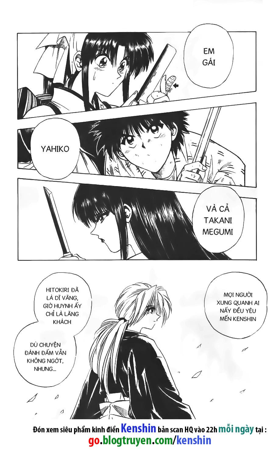 Rurouni Kenshin chap 25 trang 13