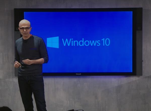 المدير التنفيذي لمايكروسوفت يصدم الجميع: ويندوز 10 ليس نظام تشغيل !