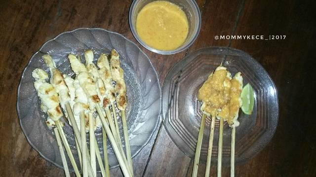 Resep sate thaican ala rumah makan ciwidey