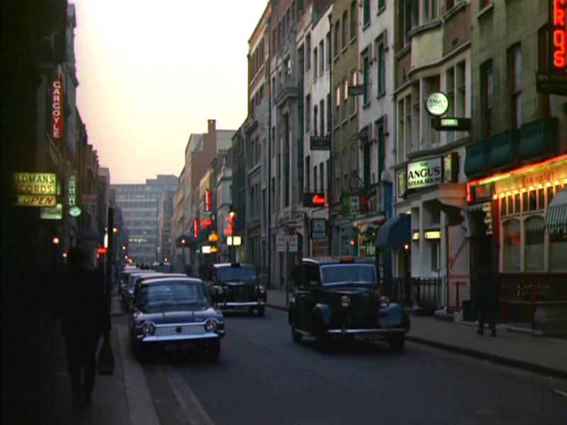 73 Fantastic Screencaps Document Street Scenes Of London