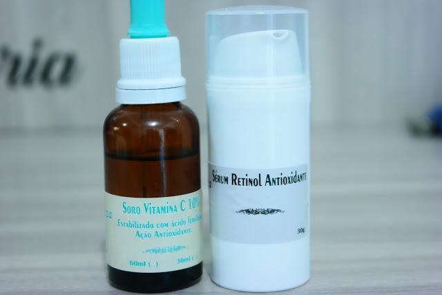 pele sensível, pele seca, pele com manchas, ácido hialurônico, vitamina C 30%, tratamento facial, kit promocional