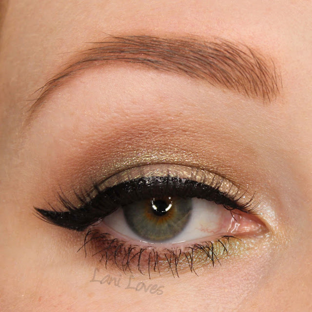 Darling Girl Married to the Macabre, Just Harried, He Slimed Me makeup look & review