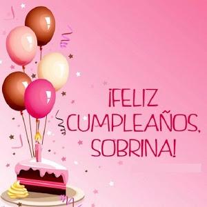 Feliz Cumpleaños Sobrina 5
