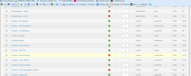 Cara Mengisntal Plugin Di Website Joomla Terbaru