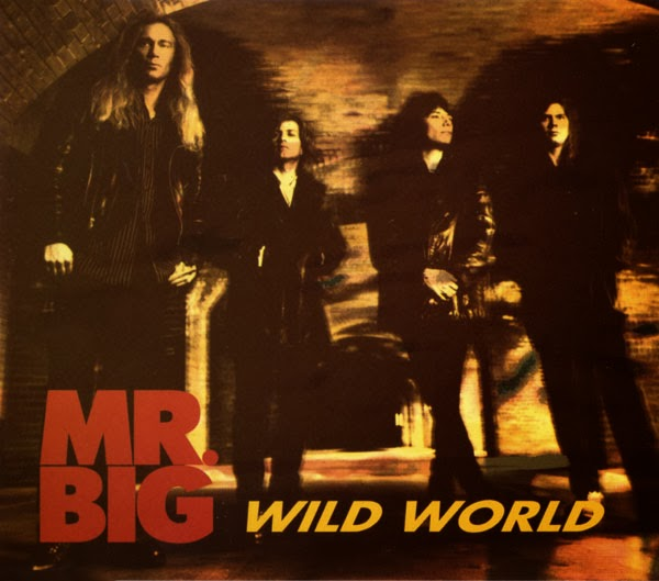 Kunci Gitar Mr. Big - WIld World