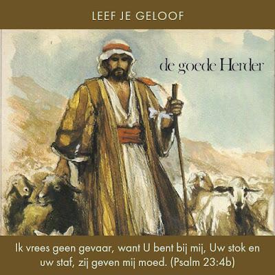 Leef je geloof, Hillie Snoeijer: Psalm 23, De Herder met zijn stok