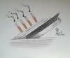 رسم رائع للفنان العراقي علي عبد الرزاق