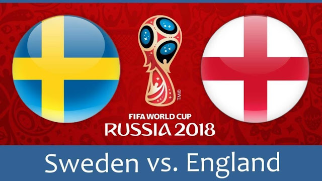 Sweden vs England Full Match Replay 07 July 2018