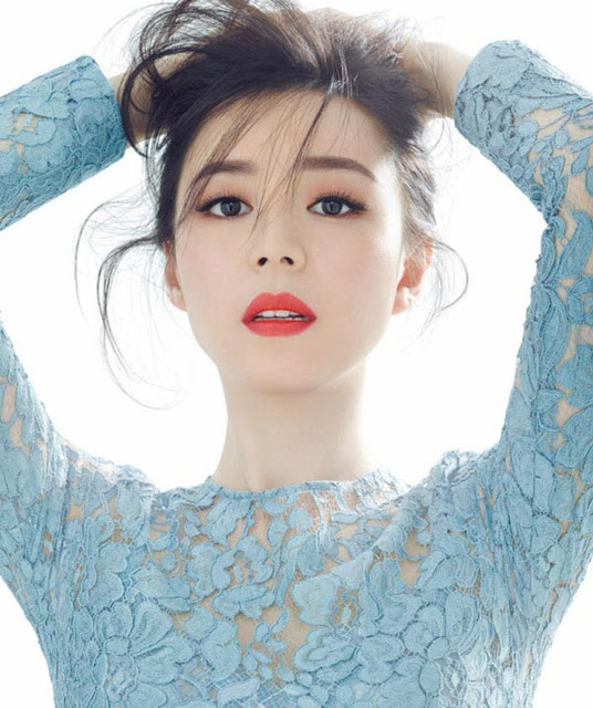 Beautiful Zhang Jingchu HD Wallpaper