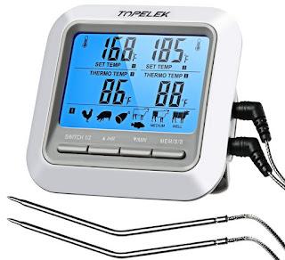 Accessorio TopElek Termometro Sonda
