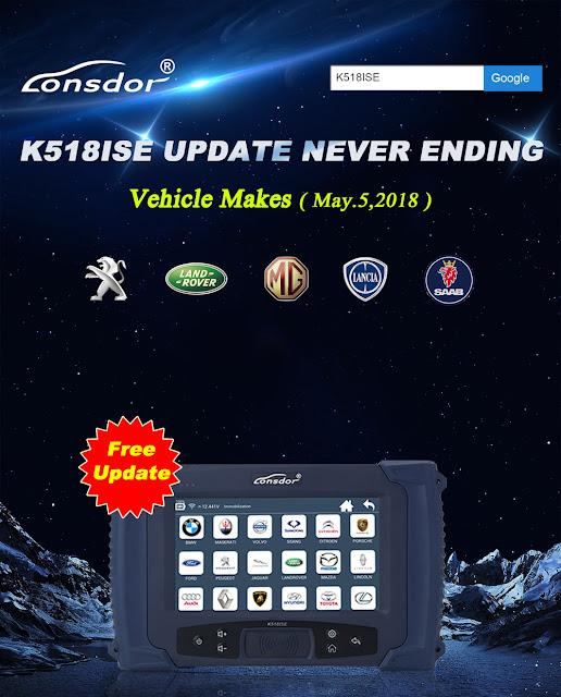 lonsdor k518ise update