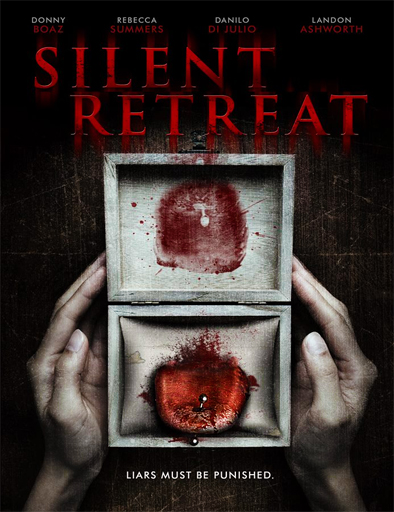Ver Silent Retreat (2016) Online