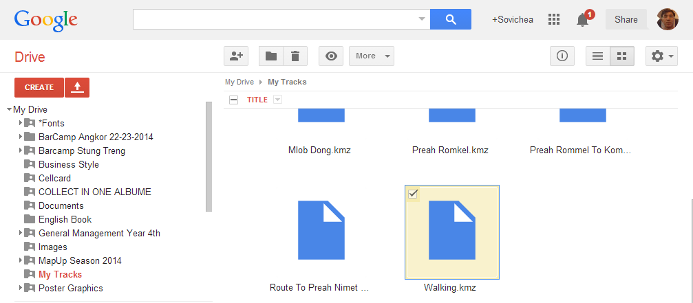 Google Map Maker Cambodia: HOW TO CREATE KML FILE WITH KMZ FILE FROM