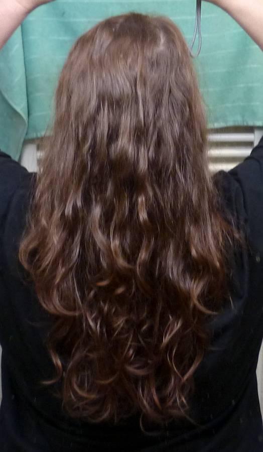 Endlich gesundes Haar: Meine erste Dauerwelle
