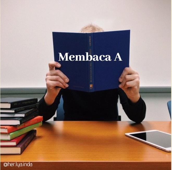 Membaca A