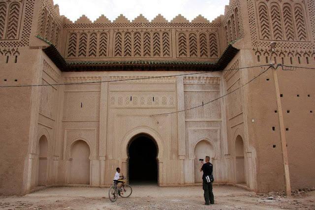 معلومات مهمة عن قصر أولاد عبد الحليم بالريصاني