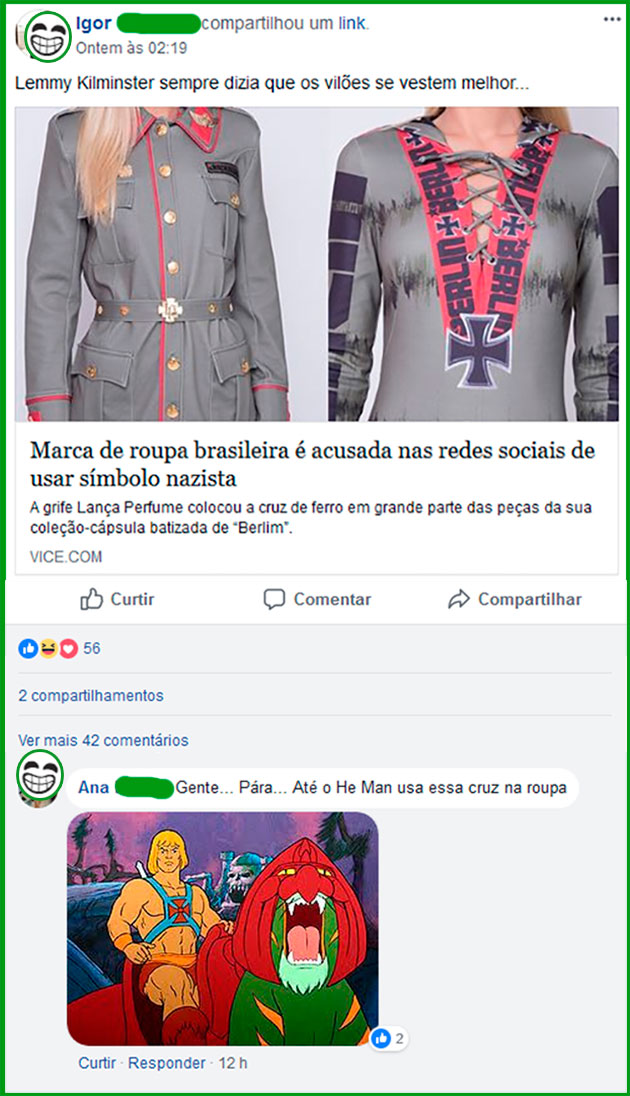 ATÉ O HE-MAN USA ESSA MARCA
