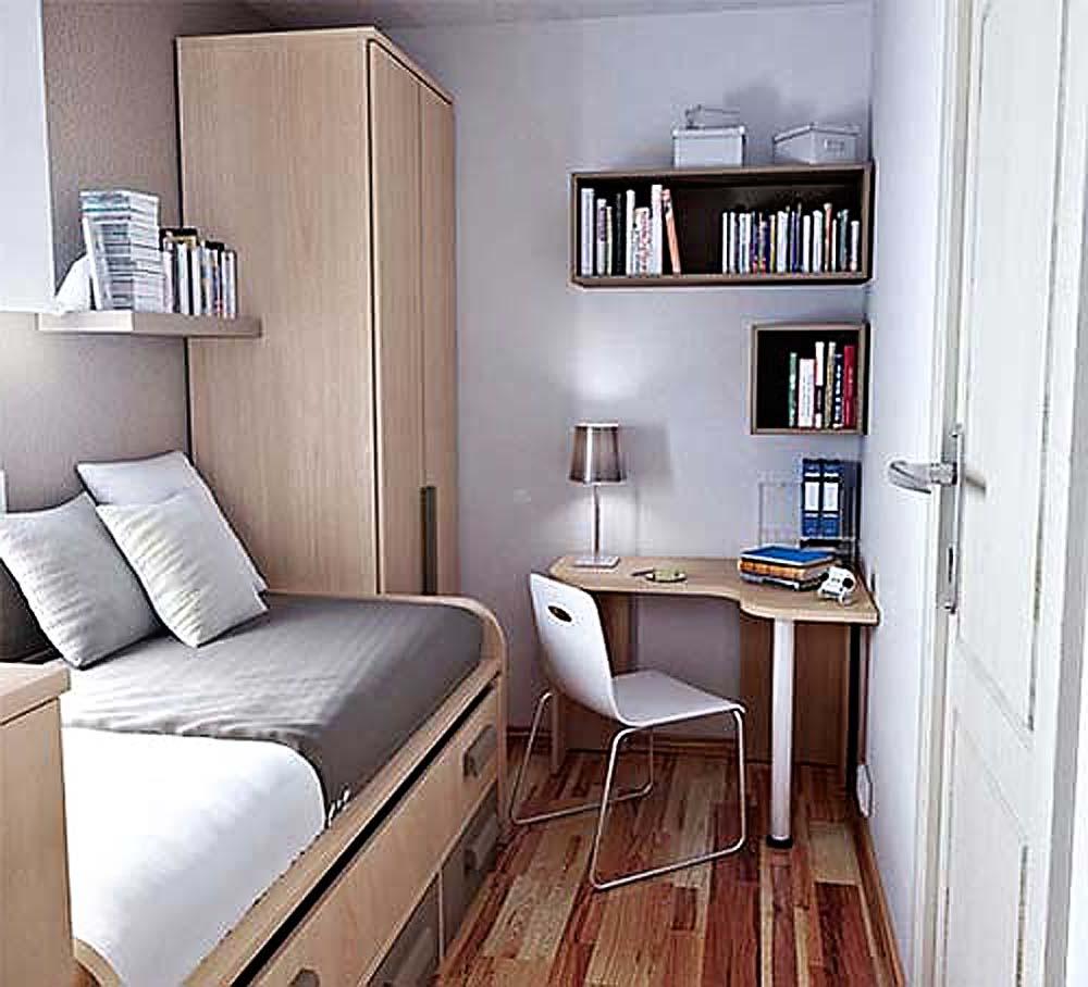 40 Ide Terbaik Desain Interior Kamar Tidur Sempit Rumahku Unik