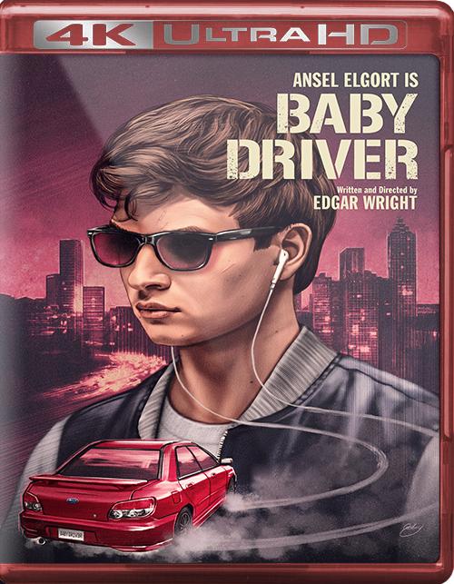 Baby Driver [2017] [UHD] [2160p] [Latino]