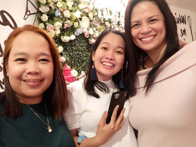 All-Around Pinay Mama,  #MBPChristmasParty2017, SJ Valdez,Christmas in Bloom